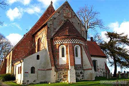 Kirchen Auf Rügen